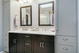 Built In Bathroom Furniture Project Finished 1989 Bathrooms Become Beautiful Contemporary