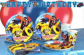 New Year Party Decorations Tesco by Transformers Party Theme Party Supplies Party Pieces
