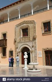 ralli museum in caesarea houses a large collection of south