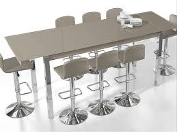 table bar pour cuisine table haute bar 8 personnes table de cuisine 6 personnes bahbe com