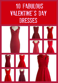 10 fabulously cute valentines day dresses the home and garden cafe