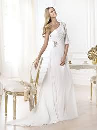 one shoulder wedding dresses 47 best one shoulder wedding dresses images on wedding