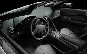 Lamborghini Reventon Roadster Interior Wallpaper Hd Car Wallpapers