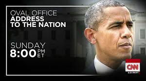 president obama to deliver rare oval office address cnn video