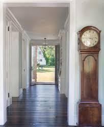 Contemporary Grandfather Clock Transitional Grandfather Clock Hall Traditional With Seat Cushion