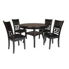 black and white dining room chairs dining room furniture adams furniture