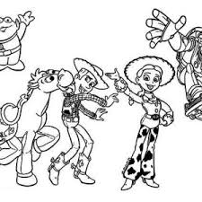 toy story 1 characters coloring pages periodic tables