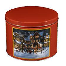 single 2 gallon can caramel popcorn tins fisher s popcorn