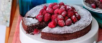 chocolate cheesecake rachel allen eat travel live