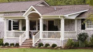 ranch home plans with front porch 30 collection of front porch designs for ranch homes ideas in front