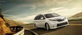 culver city toyota toyota dealer enjoy a capable modern van with the 2017 toyota sienna