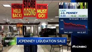 jcpenney liquidation sale started 5 22 closing 138 locations by