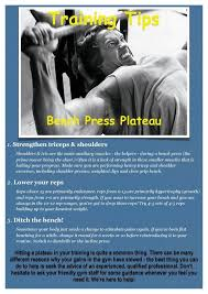 Bench Press Hypertrophy 26 Best Fitness Images On Pinterest Bench Press Health And