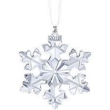 2016 swarovski annual snowflake