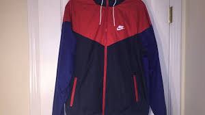 Nike Windrunner Jacket Unboxing Youtube