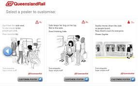 Qr Memes - queensland rail etiquette posters image gallery sorted by oldest
