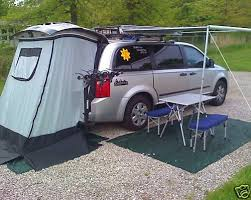 How To Make A Camper Awning Best 25 Minivan Camper Conversion Ideas On Pinterest