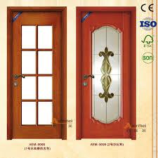 glass doors designs single wood door design interior office door with glass window