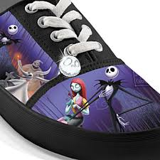 the nightmare before canvas sneakers vs