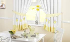 kitchen curtain ideas yellow fabric curtains 25 gorgeous yellow accent living rooms beautiful yellow