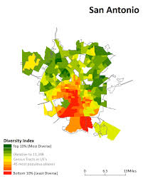 San Diego Map Neighborhoods by A City Can Be Diverse But Its Neighborhoods May Still Not Be And