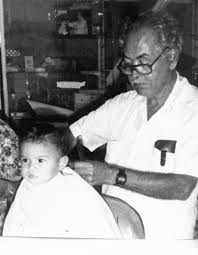 haircuts in 1988 1988 gabriel s first haircut by my father primitivo tan lindo