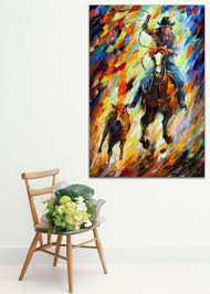 Cowboy Decorations For Home Online Get Cheap Cow Canvas Aliexpress Com Alibaba Group