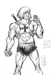 he man selfie by vsrobots on deviantart