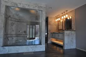 27 rock showers design travertine river rock shower