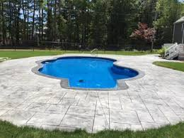 Stamped Concrete Patio Maintenance Stamped Concrete Patio U0026 Pool Installer Modernstampedconcrete Com