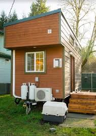 Tiny Homes Show Extra Touches Make A 37k Tiny House On Wheels Excel Curbed Seattle