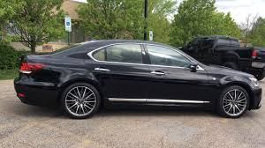 bagged ls460 2013 lexus ls 460 northbrook arlington heights deerfield