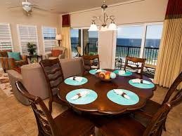Beach Dining Room by Enjoy The Best View Of Mexico Beach And Be Vrbo