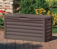 Suncast Patio Storage Bench Suncast Patio Storage Box