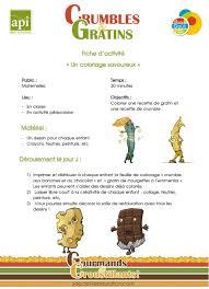 coloriage recette de cuisine sommaire fiche d activité un coloriage savoureux maternelles