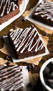 healthy brownie recipes that taste amazing greatist