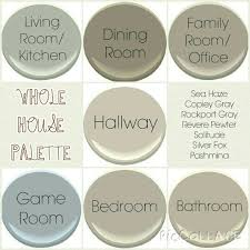 whole house color palette warm color palettes warm colors and
