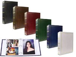 magnetic photo album acid free lm 100 magnetic 3 ring photo album