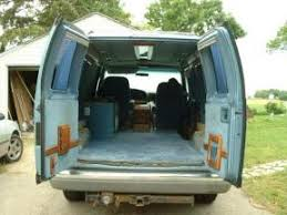 Conversion Van With Bathroom Cheap Rv Living Com How To Live In A Conversion Van