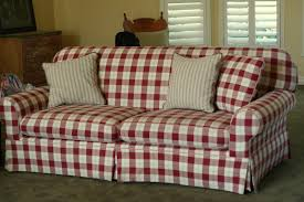 Custom Slipcovers By Shelley Custom Slipcovers By Shelley Country Family Room Slipcovers