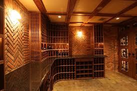 beautiful walnut wood wine cellar in newport beach u2013 the wine care