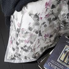 melia plum quilt cover set by royal doulton