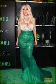 mermaid halloween costume party city kim kardashian u0026 kanye west mermaid u0026 sailor for halloween