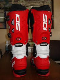 sidi motocross boots review for sale motocross supermoto boots sidi crossfire srs boots