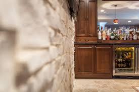 rec room u0026 bar ancora stone and tile
