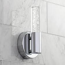 Led Bathroom Sconces Led Wall Sconces Energy Efficient Sconce Designs Lamps Plus