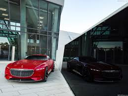 maybach mercedes coupe mercedes benz vision maybach 6 concept 2016 pictures