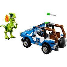 jurassic park car lego jurassic world 4x4 walmart com