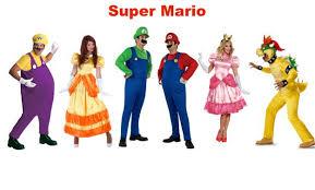 Super Mario Halloween Costume Halloween Costumes 2015 Group Costume Ideas Halloween Costumes Blog