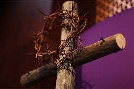 lenten cross and thorns franciscan monastery of the holy land in